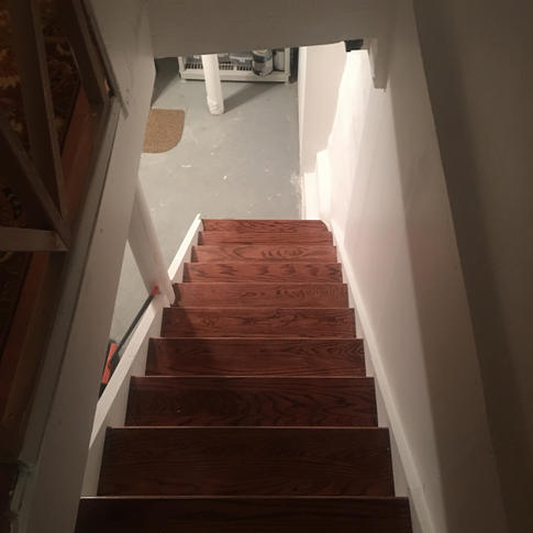 Stairway Installation by CN Coterie (After)