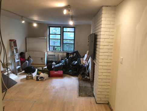 Studio Apartment Revovation by CN Coterie (Before)
