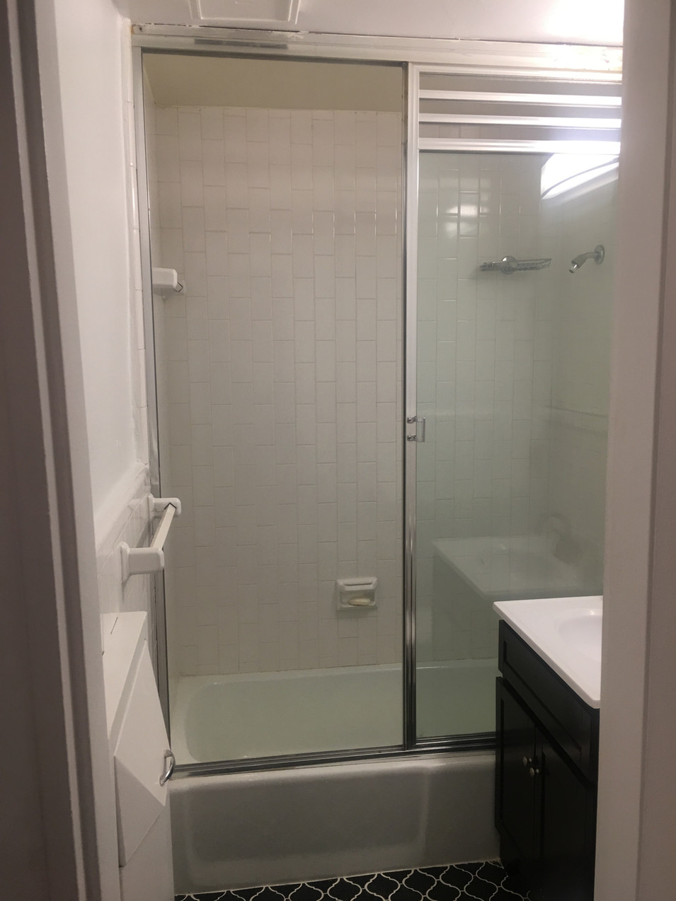 Bathroom Renovation by CN Coterie (Before)