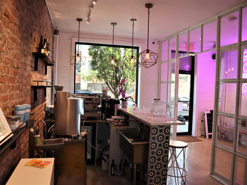 Lili and Cata Bar and Spa Renovation by CN Coterie