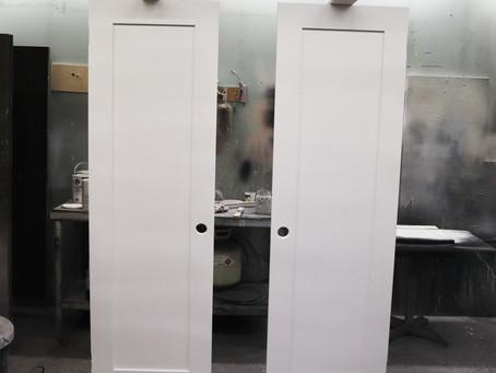 Custom Shaker Style Door Fabrication by CN Coterie