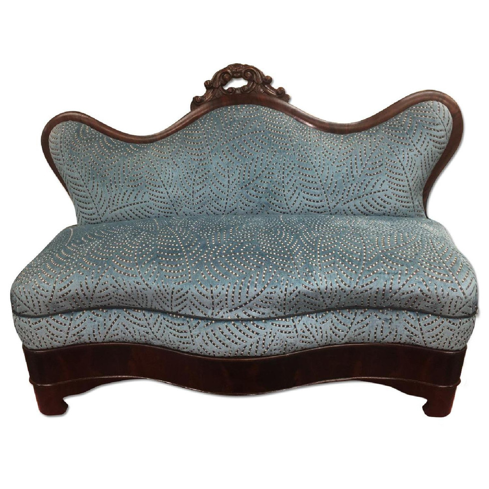 CN Coterie Upholstered Love Seat