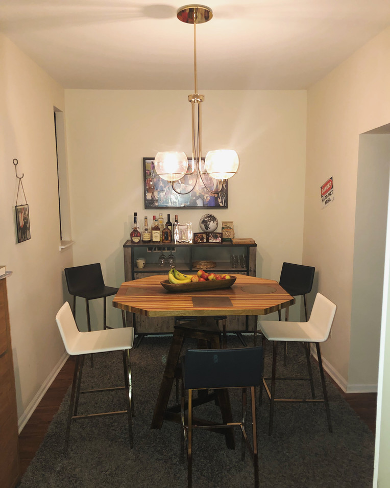 CN Coterie Dining Table (After)