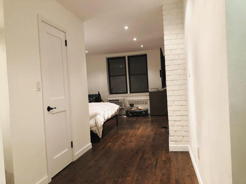 Studio Apartment Renovation by CN Coterie (After)