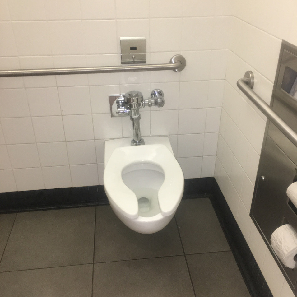 Commercial Toilet Installation by CN Coterie (After)