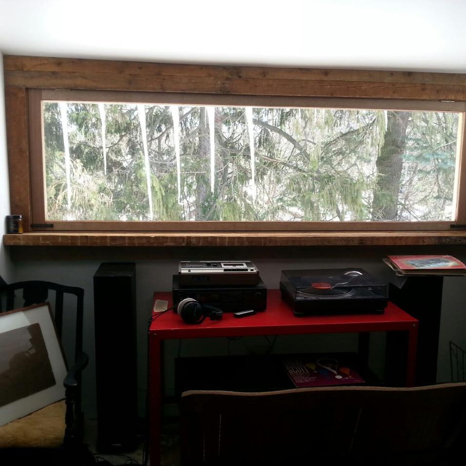 CN Coterie Custom Wood Window