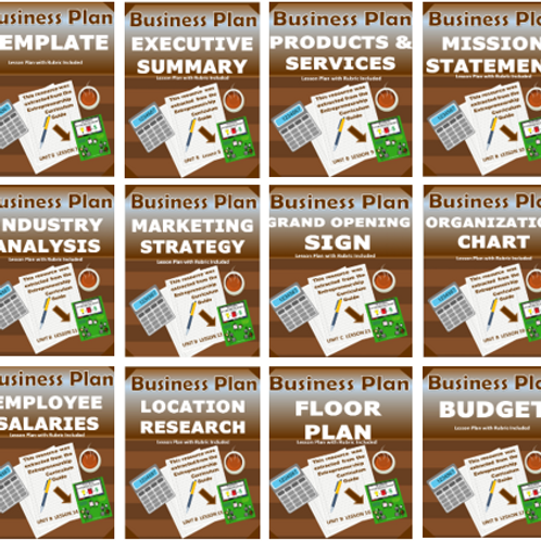 Business Plan Mega Bundle