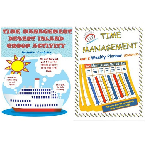 ***BUNDLE*** Time Management