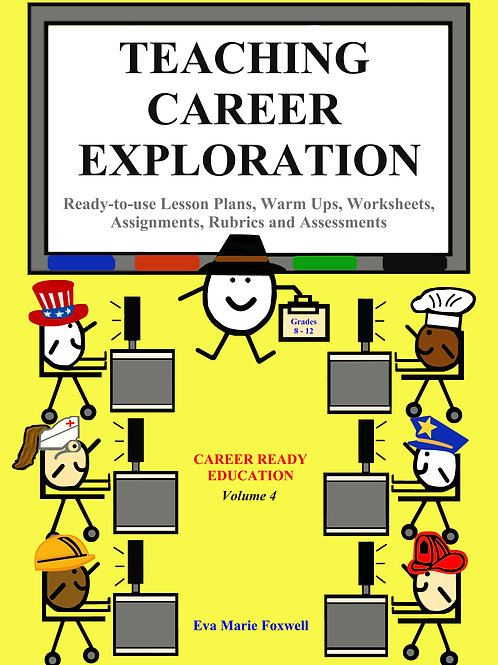 ***DIGITAL*** Teaching Career Exploration