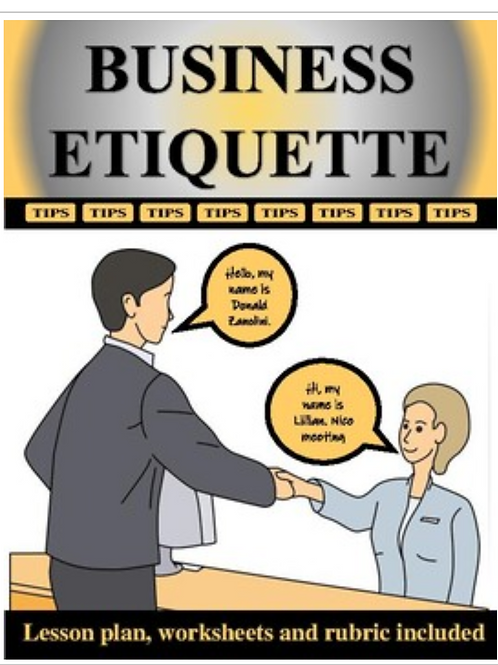 Tips on Business Etiquette