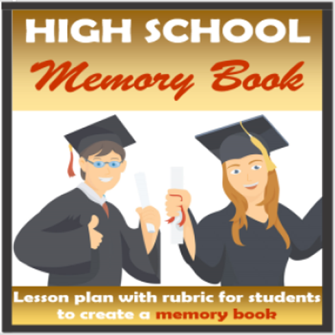High School Distiance Learning Memory Book