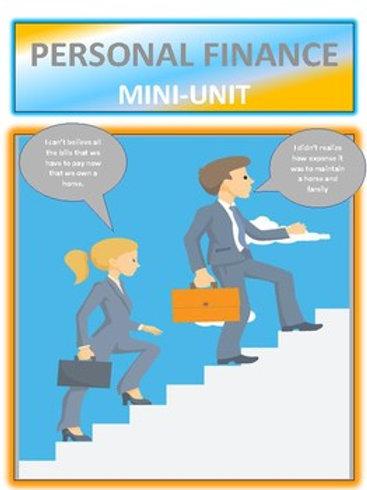Teach a Personal Finance Mini-Unit