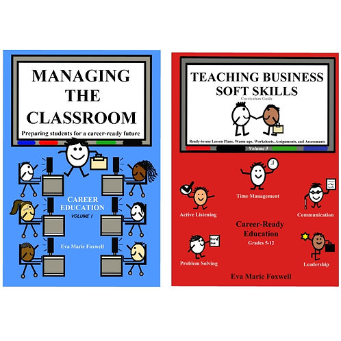 ***DIGITAL BUNDLE*** Managing the Classroom and Teaching Business Soft Skills