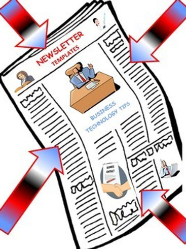 Sample Business Newsletters
