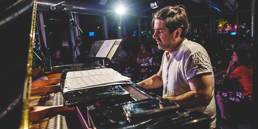 Marek Novotný - solo piano and electronics & Josefína Čermáková - vocal