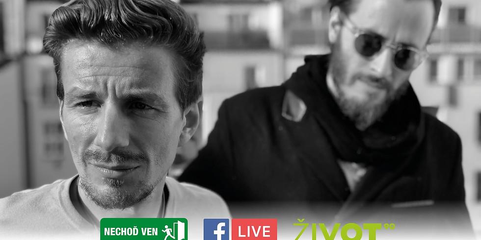 Live Stream: Endru& JeN Hovorka (1)
