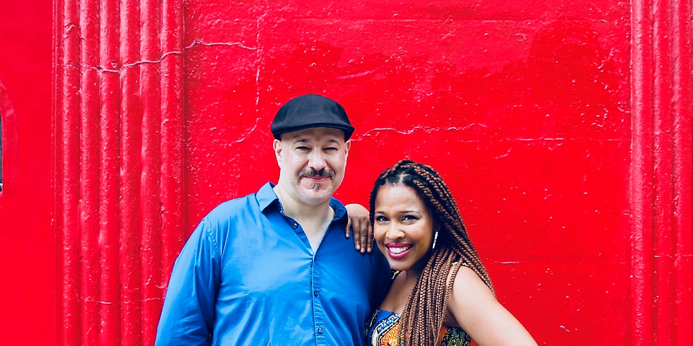Melanie Scholtz & Brian Charette: Homeland + jam session 22:00