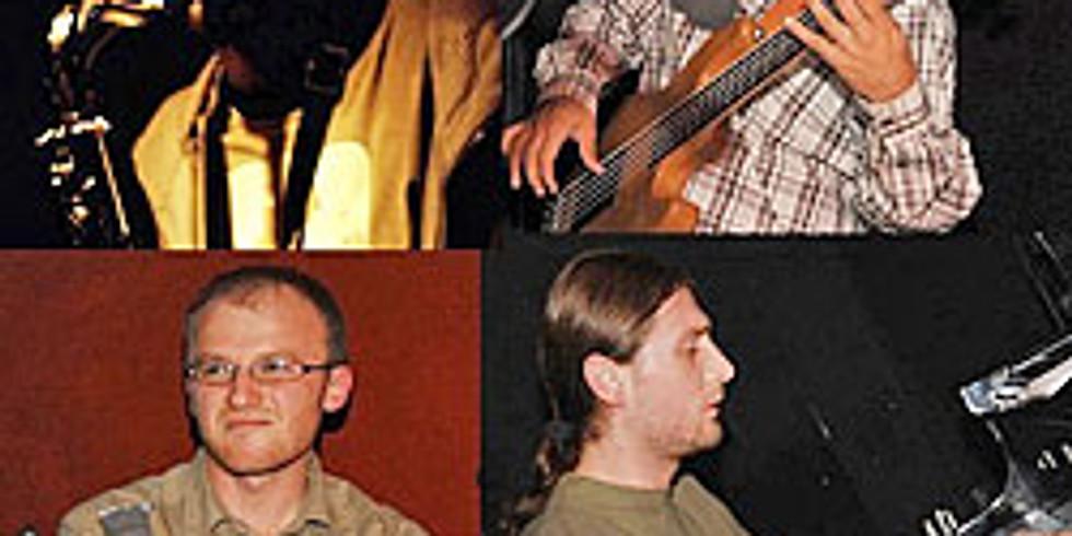 Latino jazz night Los Quemados