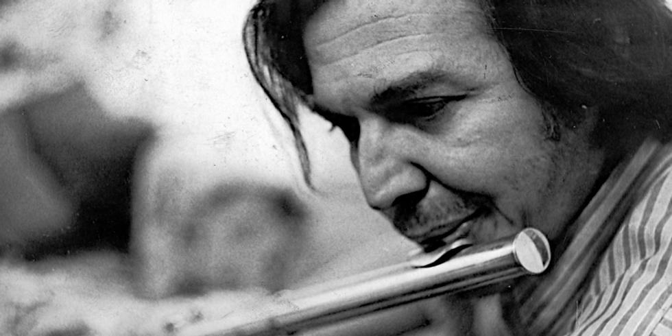 Tribute to Tom Jobin - Libor Šmoldas w.Peter Binder guitar duo