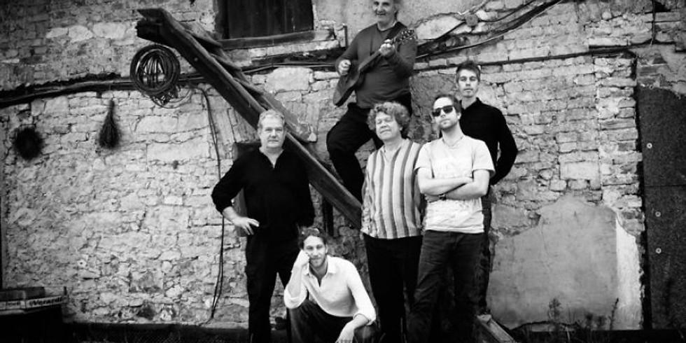 Ruchadze Band Amsterdam Beyond