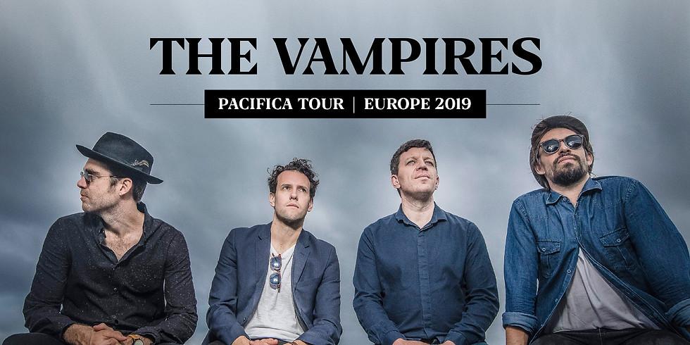 The Vampires (AUS) + Libor´s Jam Ob-Session (21:30)