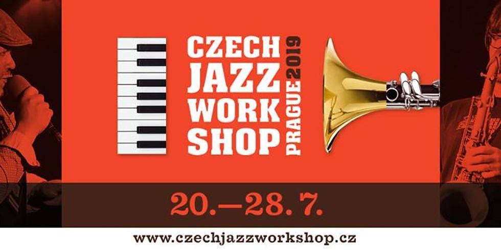 Czech Jazz Workshop 2019 Jam Session 20.-27.7.