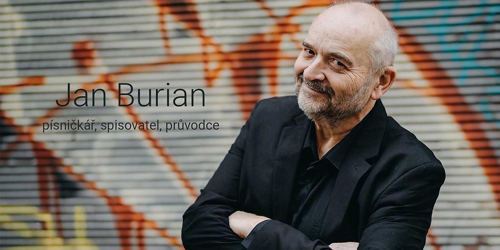 Live Stream: Jan Burian Sólo
