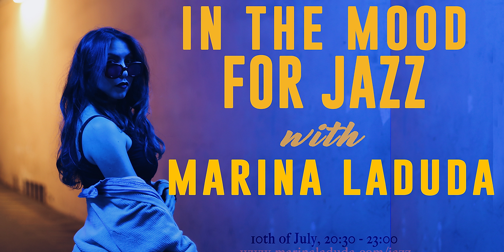 HOT SUMMER FREE JAZZ // Marina Laduda Trio