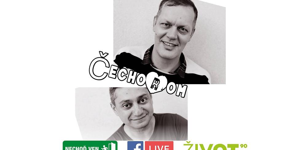 Live Stream: Duo ČechoRom; Iby Pop & V.Lavička