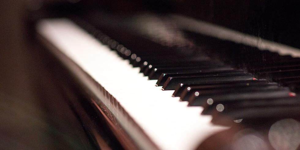 Jazz Piano Nights Ondřej Kabrna