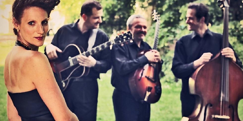 Petra Ernyei Quartet / Valentine special