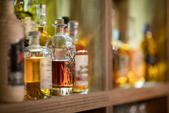 Řízená degustace rumů a párování s čokoládou pro 1 osobu