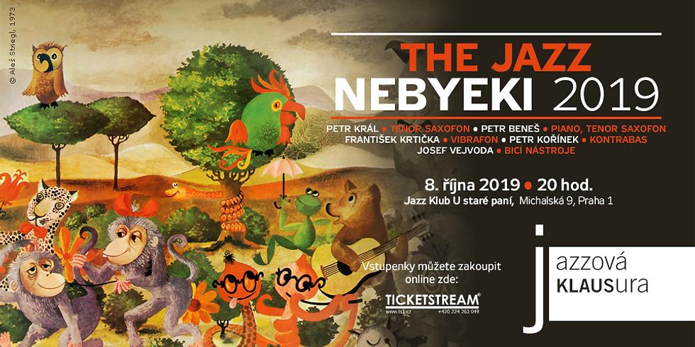 The Jazz Nebyaki 2019 / Jazzová Klausura