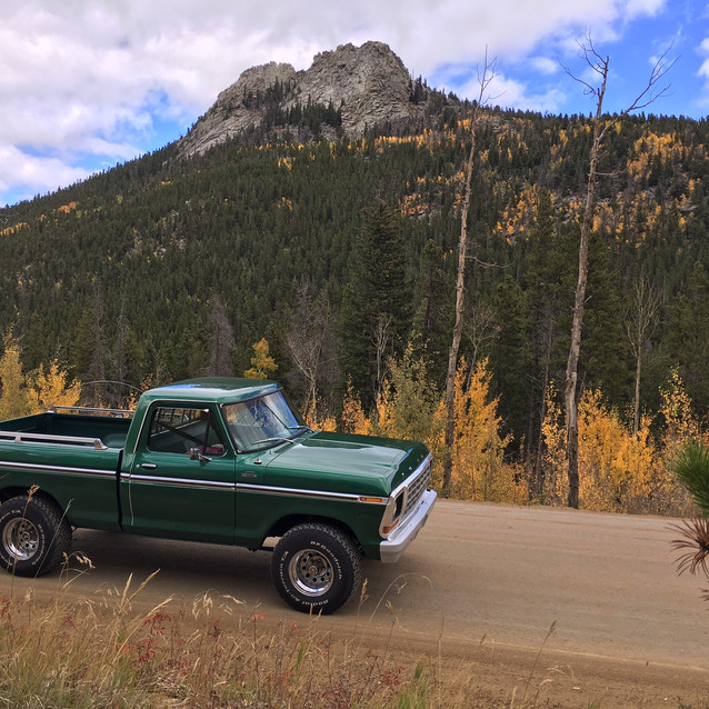 1978 F150 Full Auto Restoration