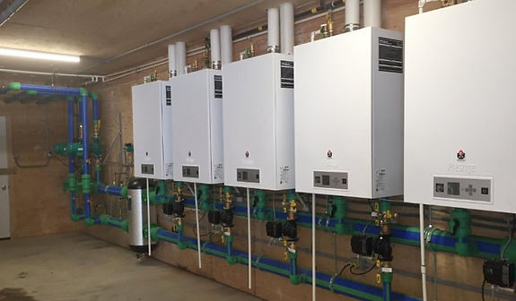 Commercial Heating and Hot Water Denver Colorado Broomhall Brothers