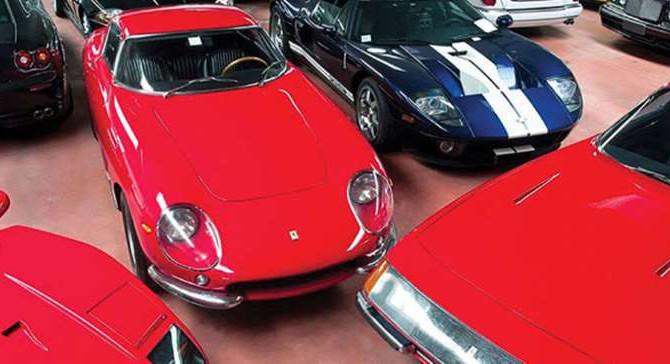Ferraris, Porsches, & Jaguars, Oh my!!
