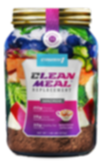 Organic Food Macros Clean Meal Replacement