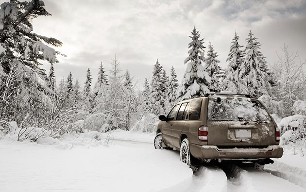 Get to Prepping! 5 Tips to Protect Your Vehicle for the Winter