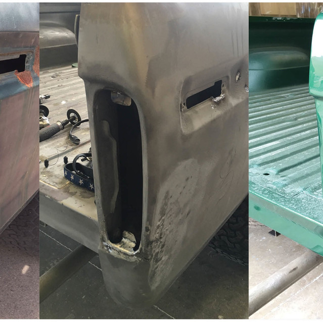 rust and dent repair