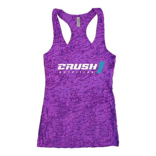Ladies' Burnout Tank Top