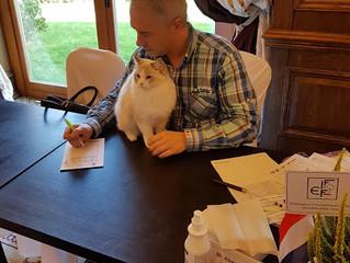 """Międzynarodowa Wystawa Kotów """"Wilno 2019"""""""