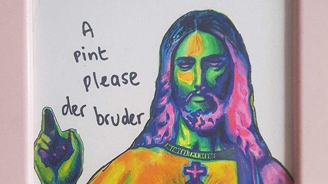 """""""Jesus, I'd Love A Sup"""""""