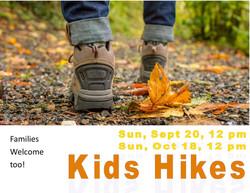 Kids Hikes