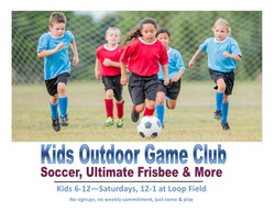 Kids Outdoor Game Club