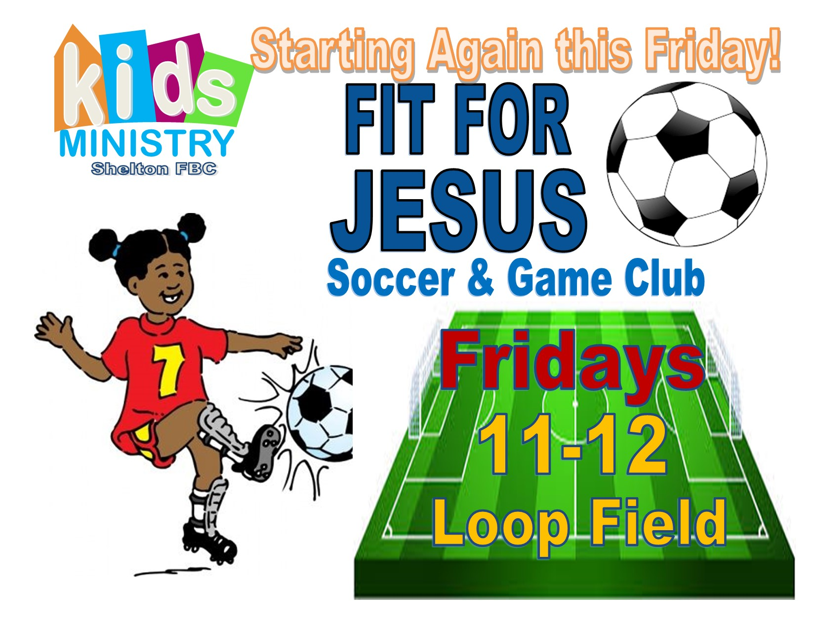 Fit for Jesus