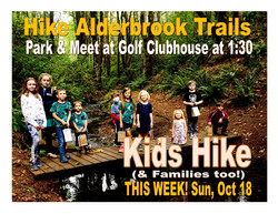 Hike Alderbrook