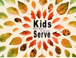 Kids Serve