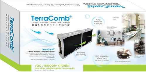 JAF TerraComb VOC/Indoor/Kitchen Odor Removal