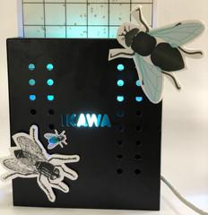 IK-XEN18, IKAWA Xenepus 18 pro insect trap