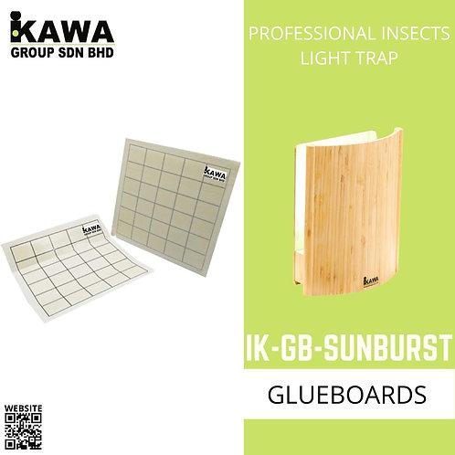 Glueboard 250mm x 243mm Replacement [10pcs/pack] IK-GB-SUNBRUST
